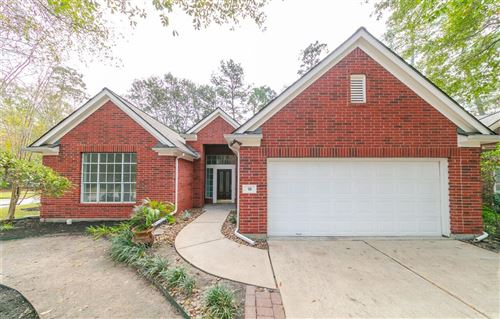 Photo of 18 S Willow Point Circle, Spring, TX 77382 (MLS # 8263019)