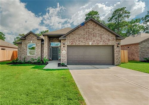 Photo of 15124 Meadow Glen S, Conroe, TX 77306 (MLS # 49220021)