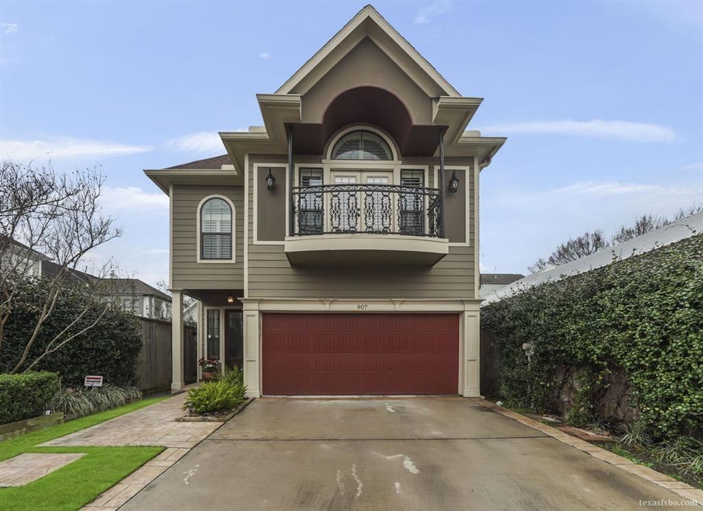 907 Herkimer Street, Houston, TX 77008 - #: 35622027