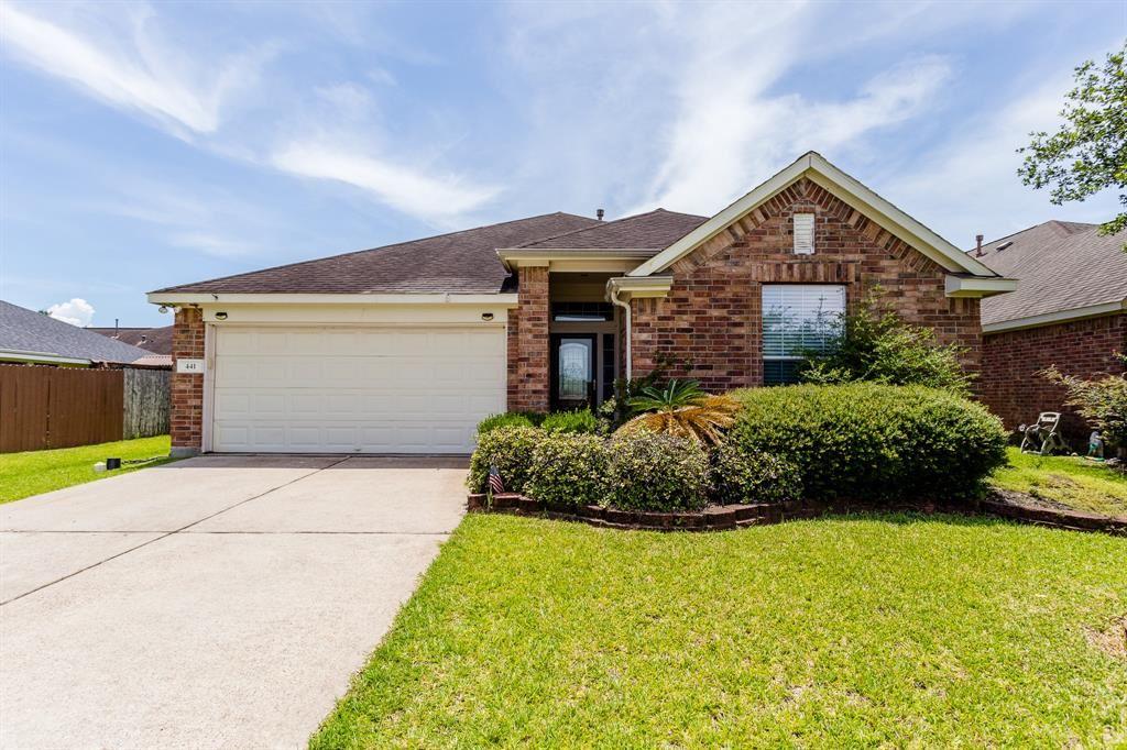 441 Sandstone Creek Lane, Dickinson, TX 77539 - MLS#: 5826029