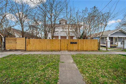 Photo of 7012 Sherman Street #2, Houston, TX 77011 (MLS # 26641034)