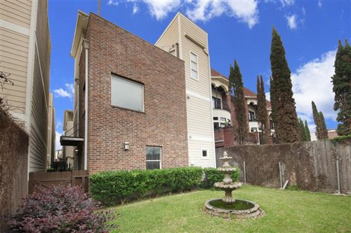 Photo of 1508 Crockett Street #C, Houston, TX 77007 (MLS # 8637034)