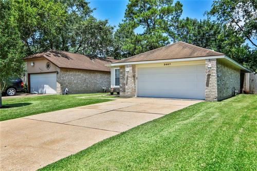 Photo of 3607 Woodlace Drive, Humble, TX 77396 (MLS # 27112035)