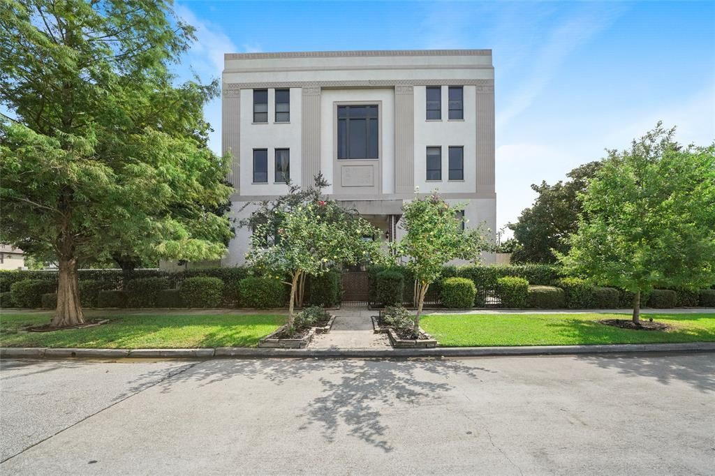Photo for 1100 Harvard Street #7, Houston, TX 77008 (MLS # 9803036)