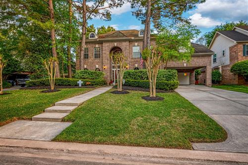Photo of 5330 Hickory Village Drive, Kingwood, TX 77345 (MLS # 53291037)