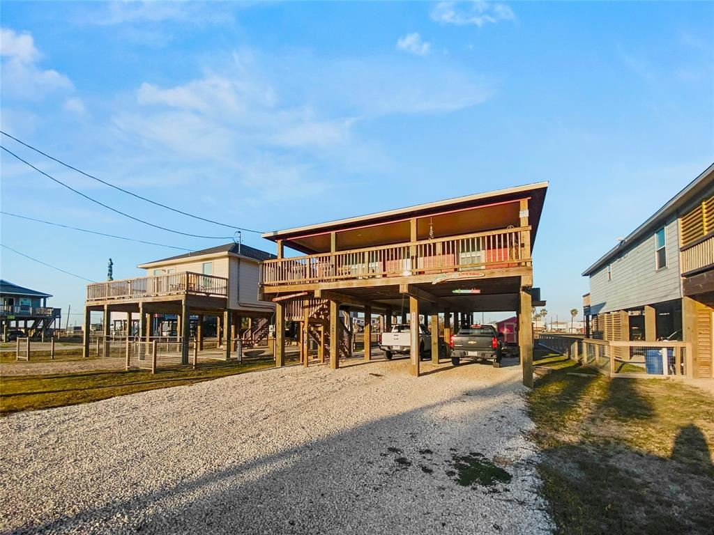 414 Thunder Road, Surfside Beach, TX 77541 - #: 57507038