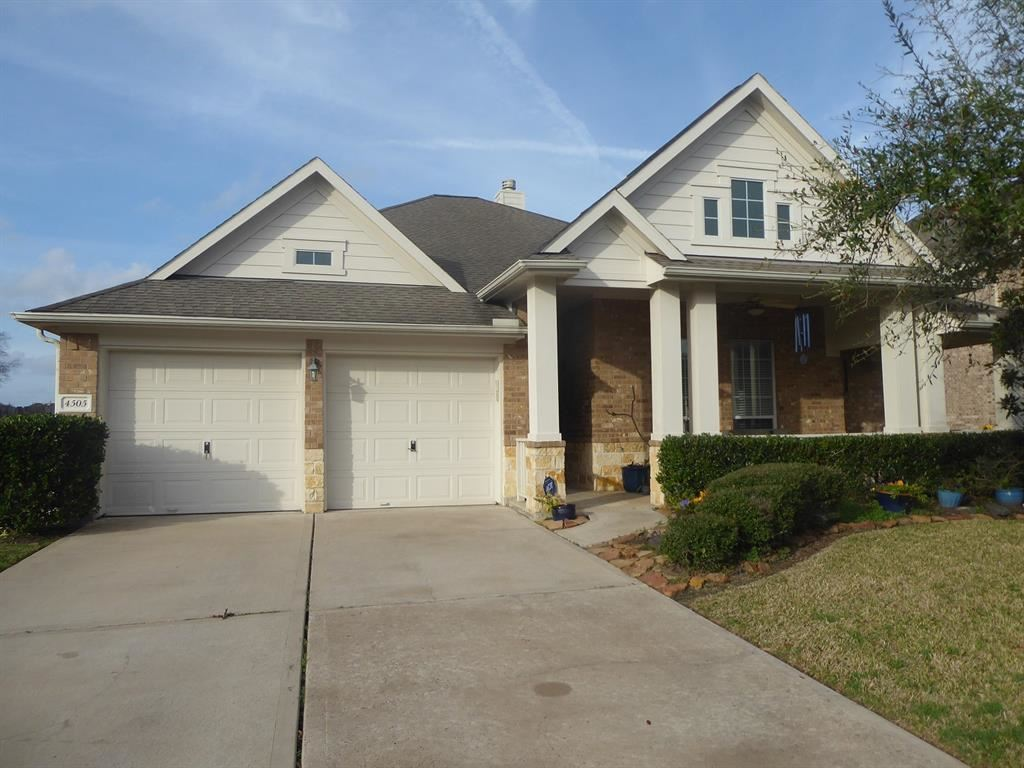 4505 Lakefront Terrace Drive, Pearland, TX 77584 - MLS#: 59670038