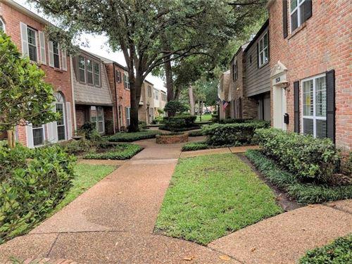 Photo of 12604 Huntingwick Drive #107, Houston, TX 77024 (MLS # 18390039)