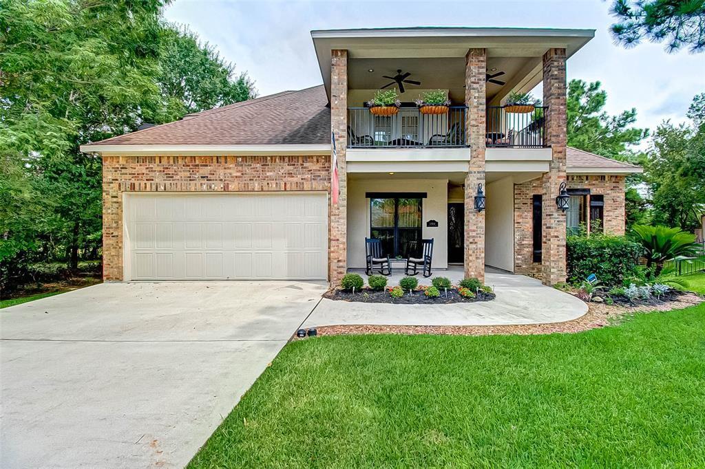 12504 Pebble View Drive, Conroe, TX 77304 - #: 36596040