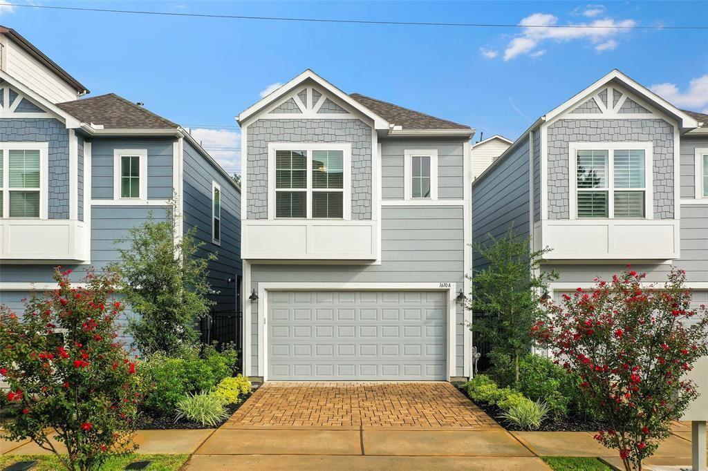 1610 Shearn Street #A, Houston, TX 77007 - MLS#: 93718040