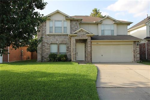 Photo of 4951 Falcon Forest Drive, Humble, TX 77346 (MLS # 45387043)