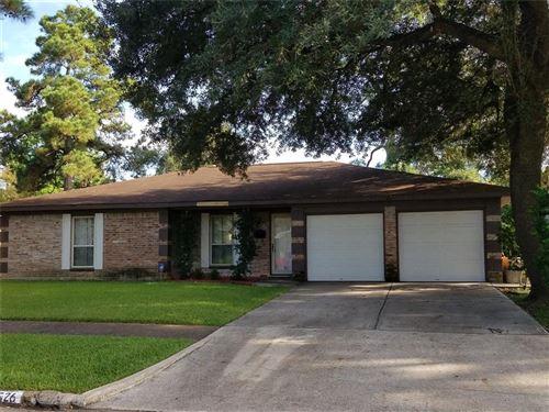 Photo of 14526 Roundstone Lane, Houston, TX 77015 (MLS # 85211044)