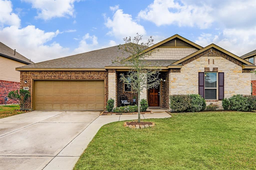 3611 Belmore Lane, Pearland, TX 77584 - MLS#: 86672046