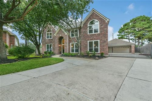 Photo of 7407 Steeple Chase Glen Drive, Humble, TX 77346 (MLS # 23986049)