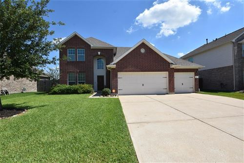 Photo of 3215 Clover Trace Drive, Spring, TX 77386 (MLS # 29068051)