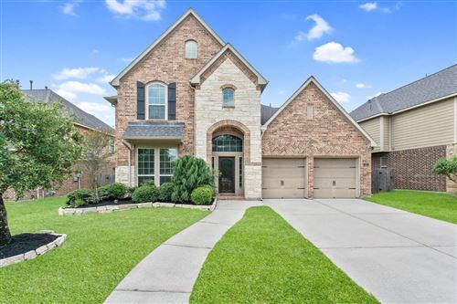 Photo of 1415 Laura Hills Lane, Spring, TX 77386 (MLS # 48016051)