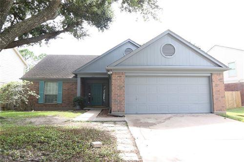 Photo of 5527 Clintridge Drive, Houston, TX 77084 (MLS # 74998054)