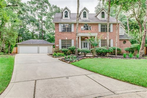Photo of 222 S Cochrans Green Circle, The Woodlands, TX 77381 (MLS # 73476057)