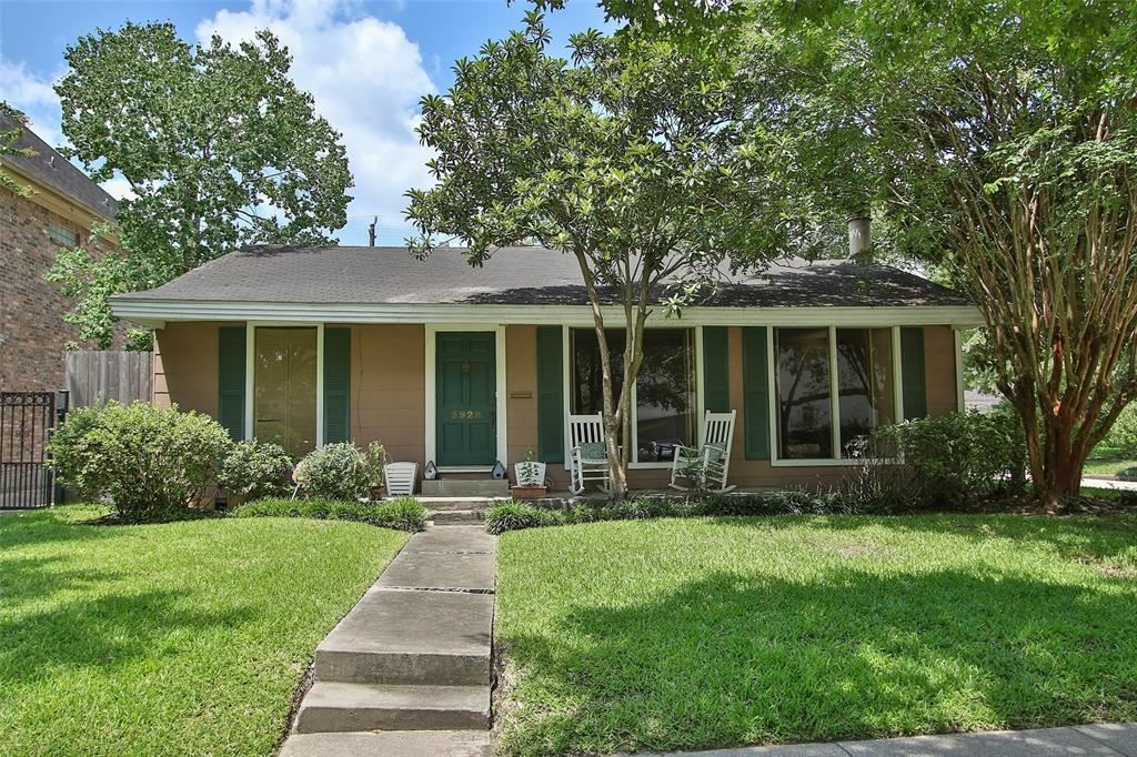 Photo for 5928 Auden Street, Houston, TX 77005 (MLS # 89641059)