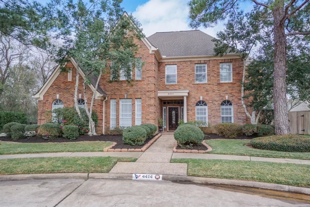 4414 Orchard Chase Court, Katy, TX 77450 - #: 10953060