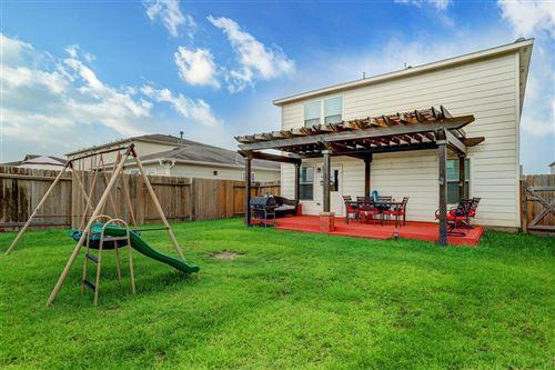 Tiny photo for 9930 Sanders Rose Lane, Houston, TX 77044 (MLS # 27050061)