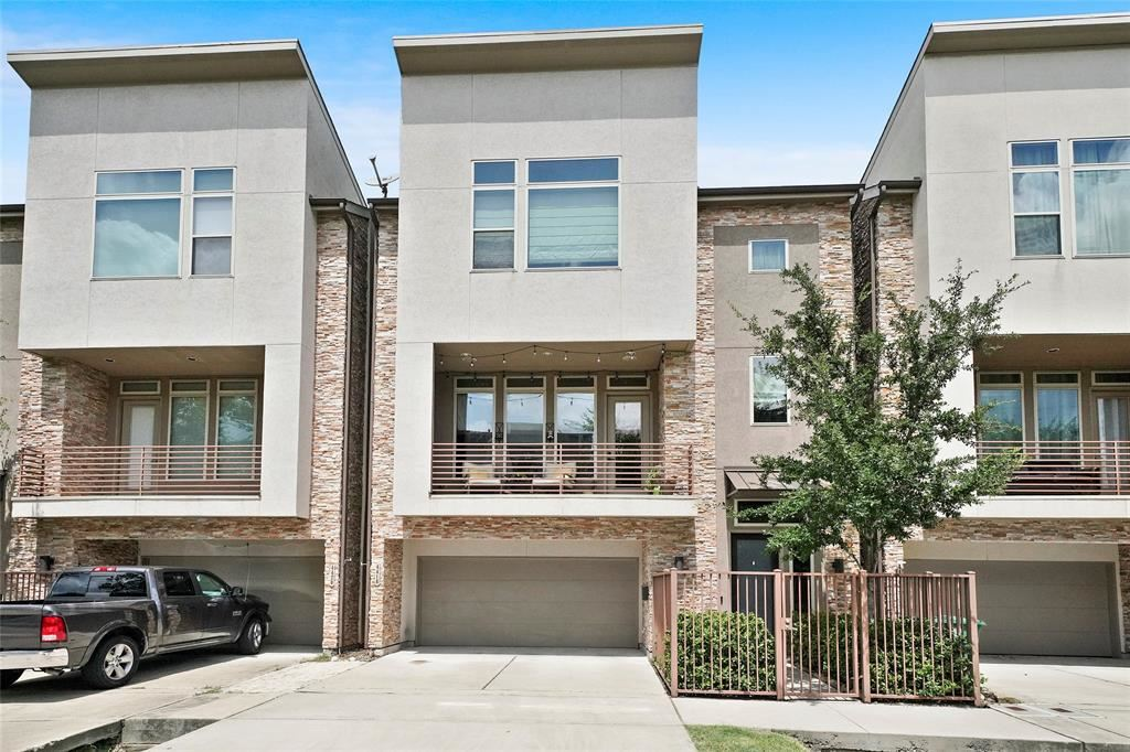 4418 Schuler Street, Houston, TX 77007 - #: 10303061
