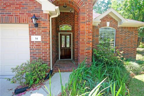 Photo of 14 Crabtree Court, The Woodlands, TX 77382 (MLS # 21385062)
