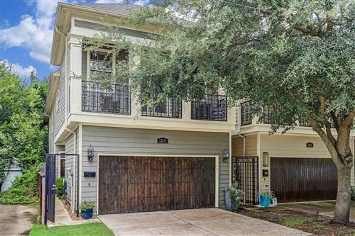 Photo of 1319 Lawrence Street, Houston, TX 77008 (MLS # 47996065)