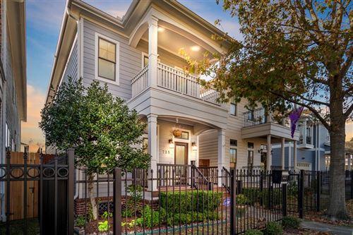 Photo of 735 Ashland Street, Houston, TX 77007 (MLS # 50714065)