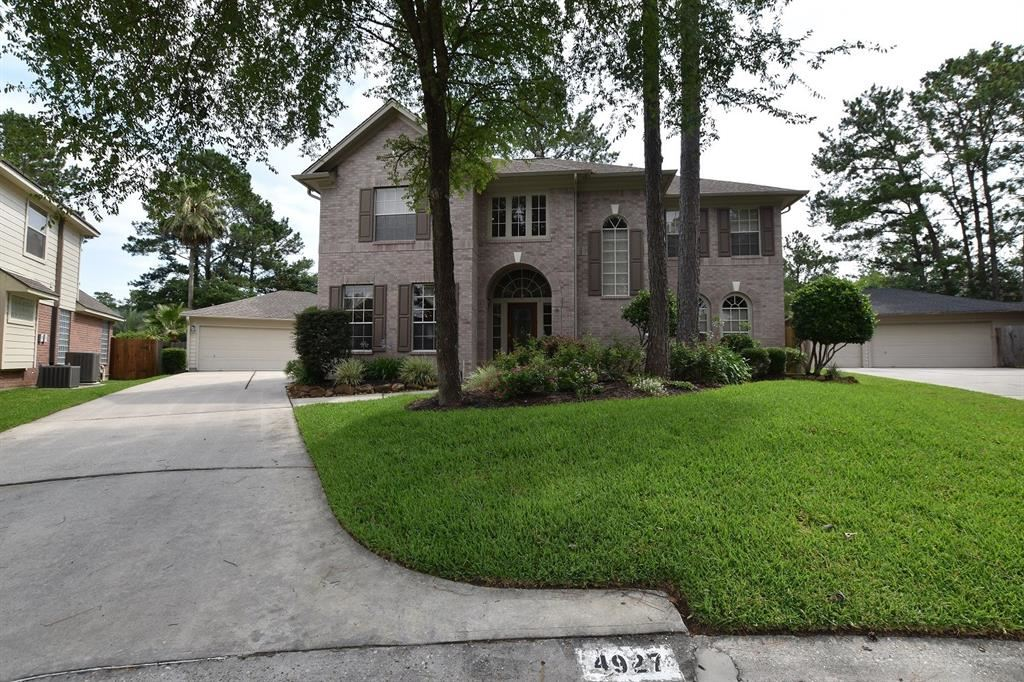 Photo for 4927 Berry Knoll Court, Kingwood, TX 77345 (MLS # 84249065)