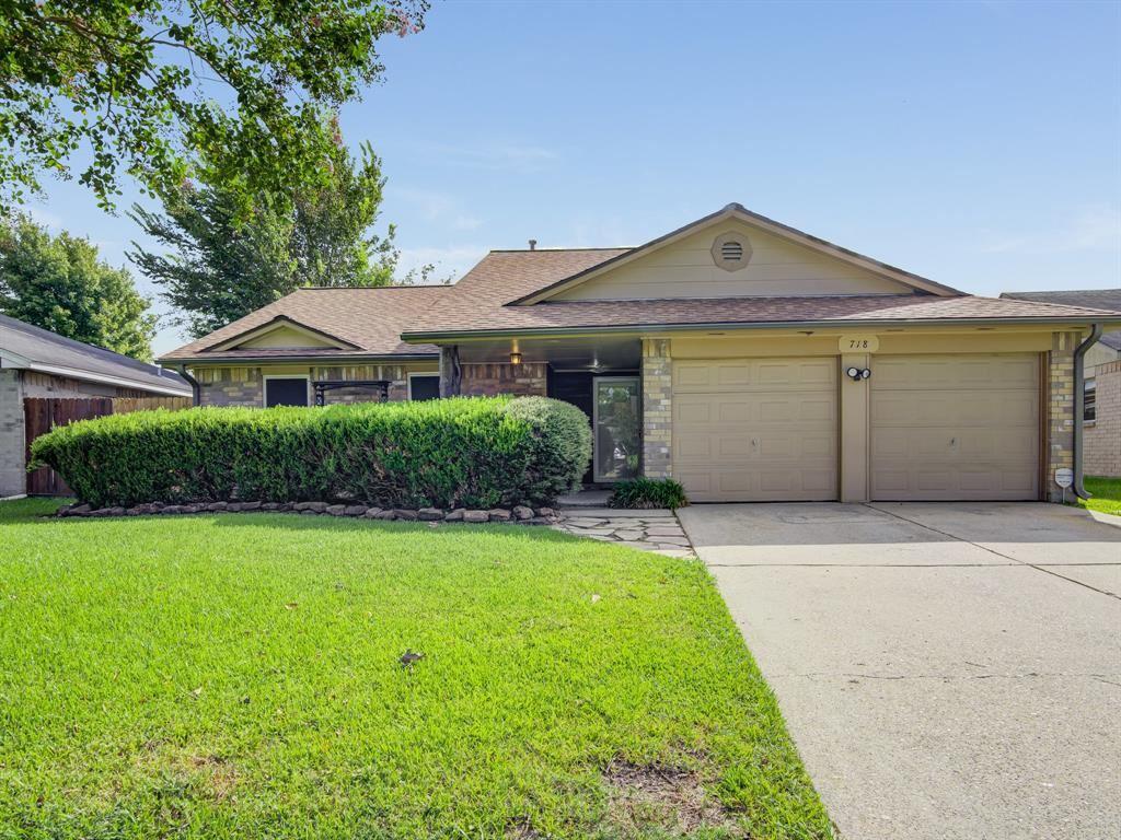 718 Myrtle Creek Drive, La Porte, TX 77571 - MLS#: 47844069