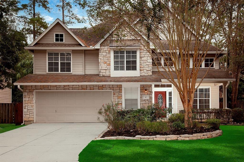 42 Alden Glen Drive, The Woodlands, TX 77382 - #: 23173071