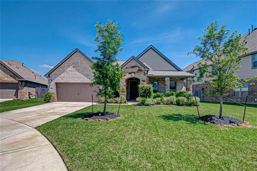 Photo of 13943 Ginger Rose Court, Pearland, TX 77584 (MLS # 16458074)
