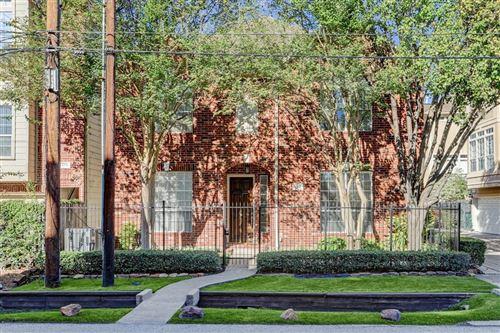 Photo of 5322 Blossom Street, Houston, TX 77007 (MLS # 16775075)