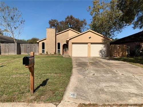 Photo of 12519 Drifting Winds Drive, Houston, TX 77044 (MLS # 46133076)