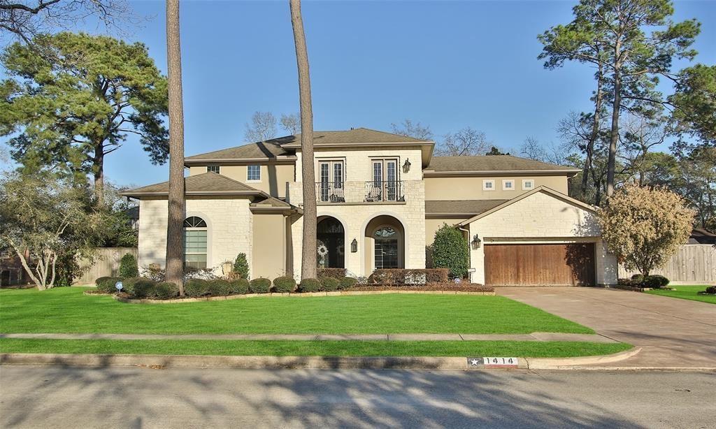 1414 Hillendahl Boulevard, Houston, TX 77055 - #: 79389076