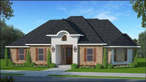 Photo of 27 Courtyard Circle, Conroe, TX 77304 (MLS # 30826077)