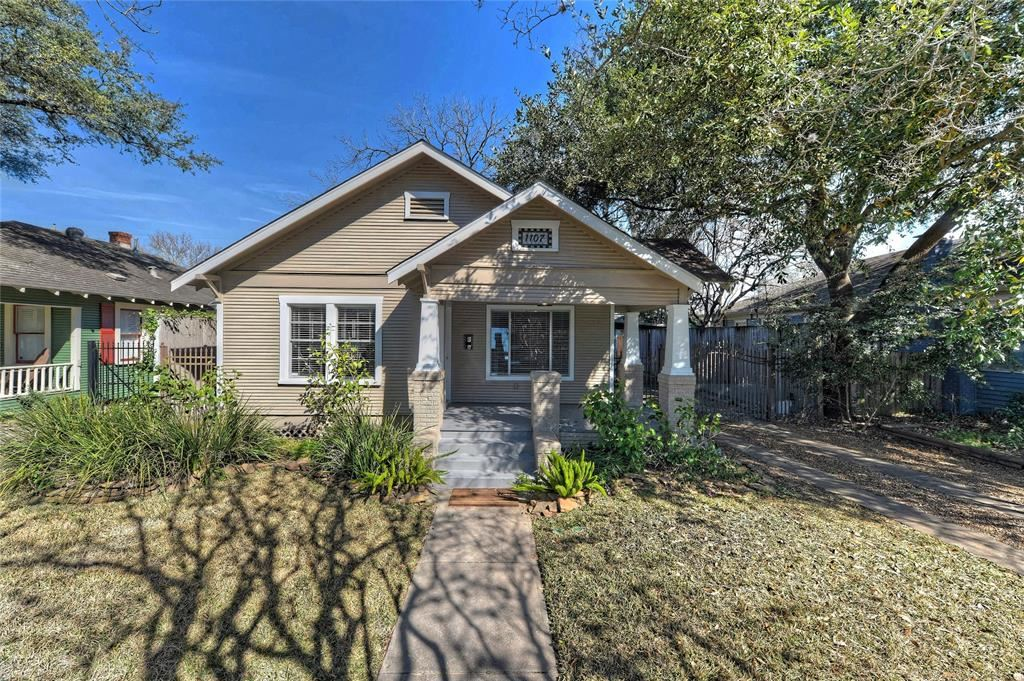 1107 Le Green Street, Houston, TX 77009 - MLS#: 80521078
