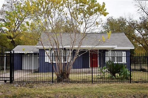 Photo of 4220 Woolworth Street, Houston, TX 77026 (MLS # 25525080)