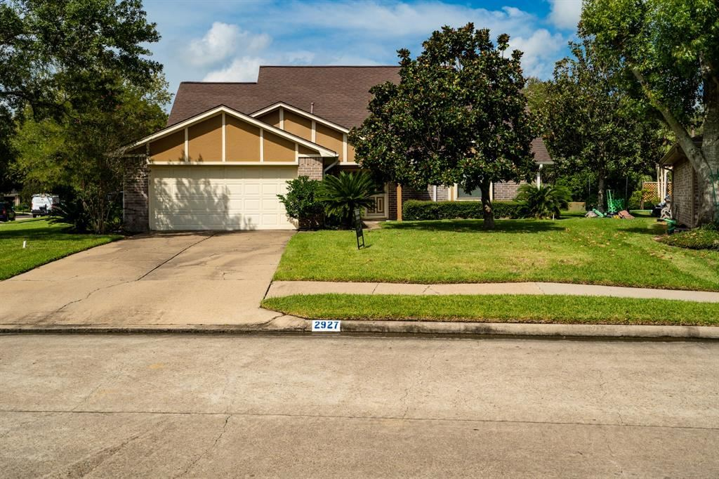 2927 Poplar Creek Lane, Pearland, TX 77584 - MLS#: 71822081