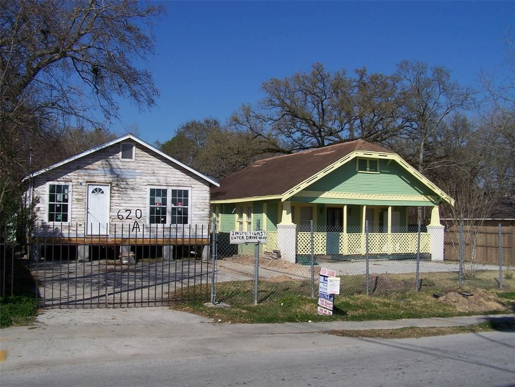 620 Thornton Road, Houston, TX 77018 - #: 60025082