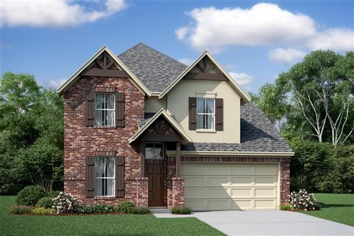 Photo of 12423 Bedford Bend Drive, Humble, TX 77346 (MLS # 68159083)