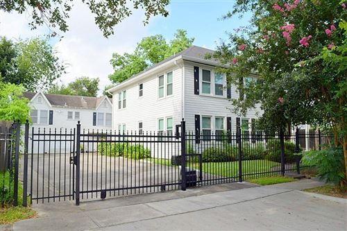 Photo of 1133 W Clay Street #C, Houston, TX 77019 (MLS # 14785084)
