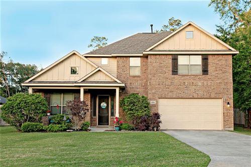 Photo of 28510 Lazy Rock Drive, Huffman, TX 77336 (MLS # 25546084)