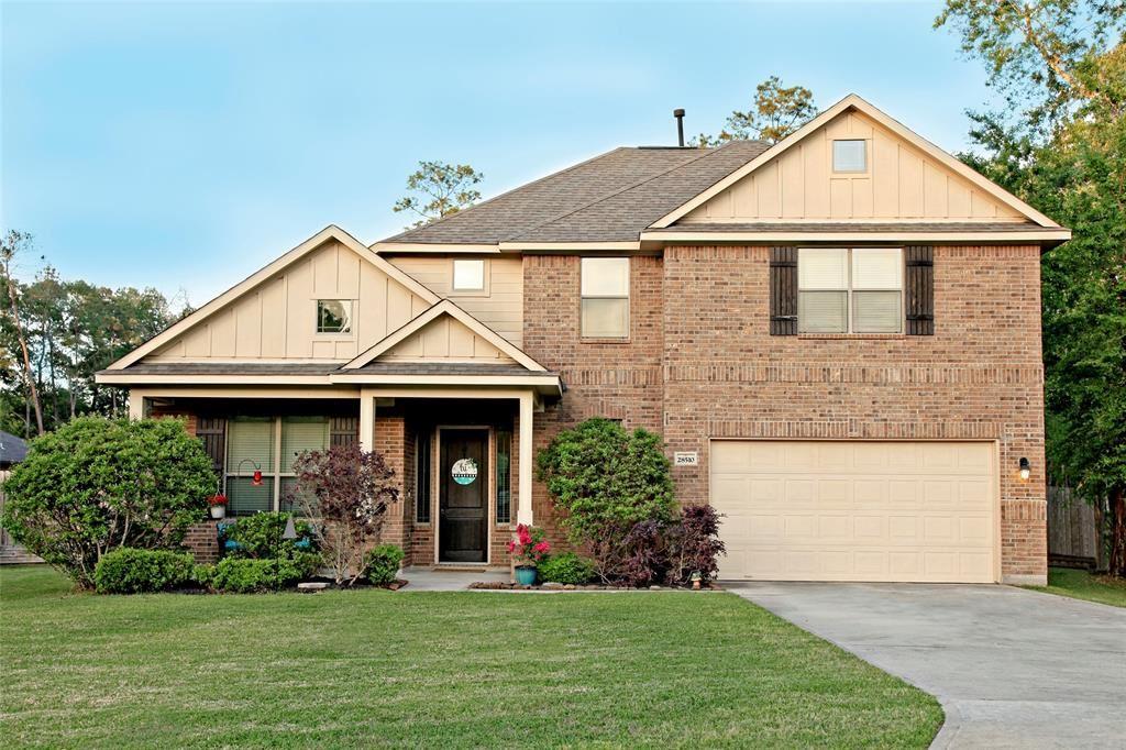 28510 Lazy Rock Drive, Huffman, TX 77336 - #: 25546084