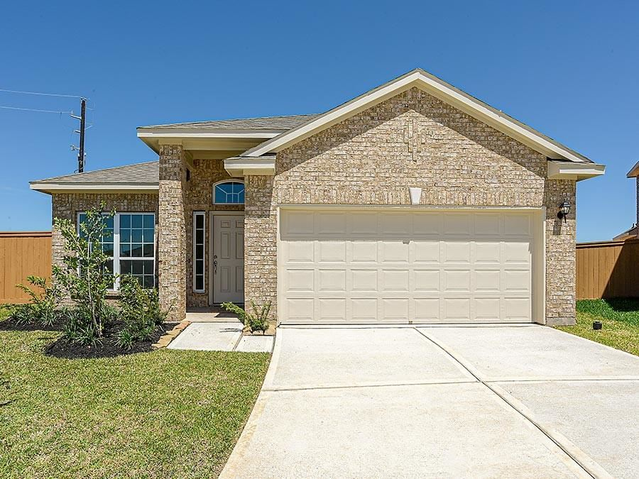 Photo for 17761 Lion Heart Road, Conroe, TX 77306 (MLS # 67269085)