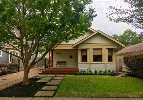 Photo of 1419 Ashland, Houston, TX 77008 (MLS # 66614087)