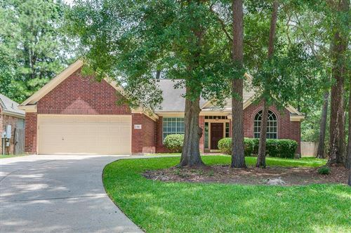 Photo of 70 Lace Arbor, The Woodlands, TX 77382 (MLS # 17427088)