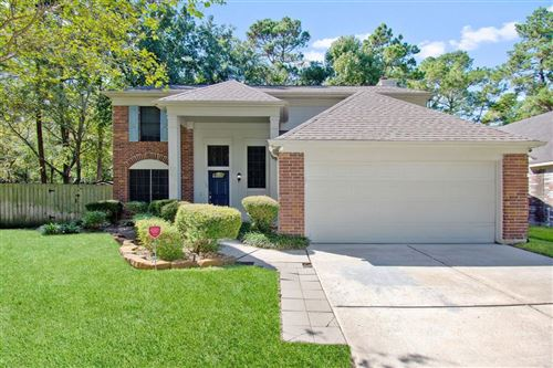 Photo of 139 W Village Knoll Circle Circle, The Woodlands, TX 77384 (MLS # 7625088)