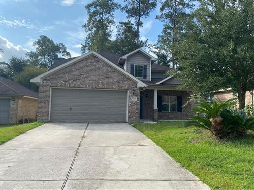 Photo of 11 E Sage Creek Place, The Woodlands, TX 77382 (MLS # 61829089)